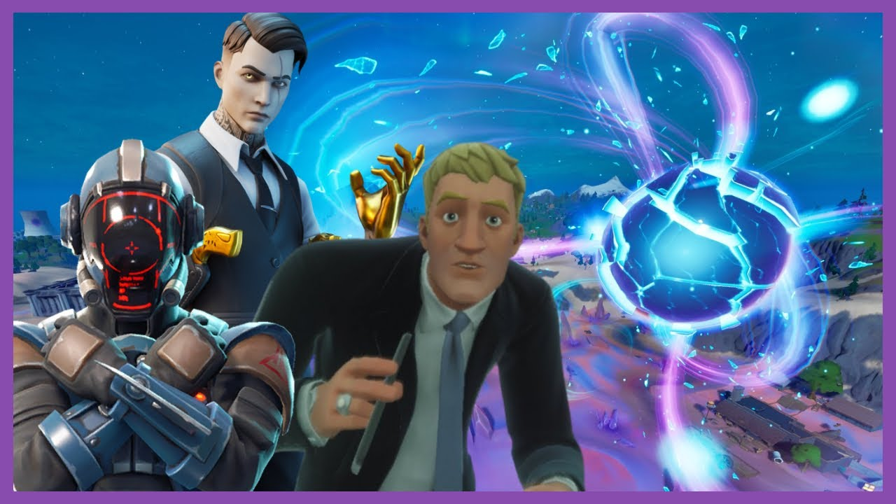 The ENTIRE Fortnite Storyline Explained! [C1S1-C2S5]