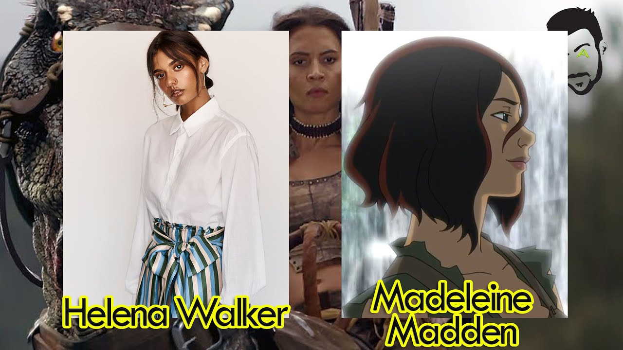 ARK Voice Actors & Characters for The Animated Series