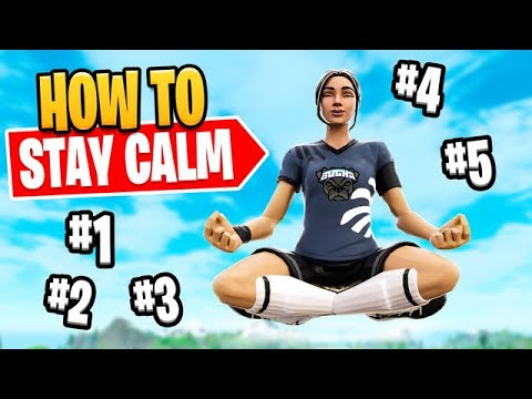 5 Psychological Tricks Pros Use To Stay Perfectly Calm in Fortnite