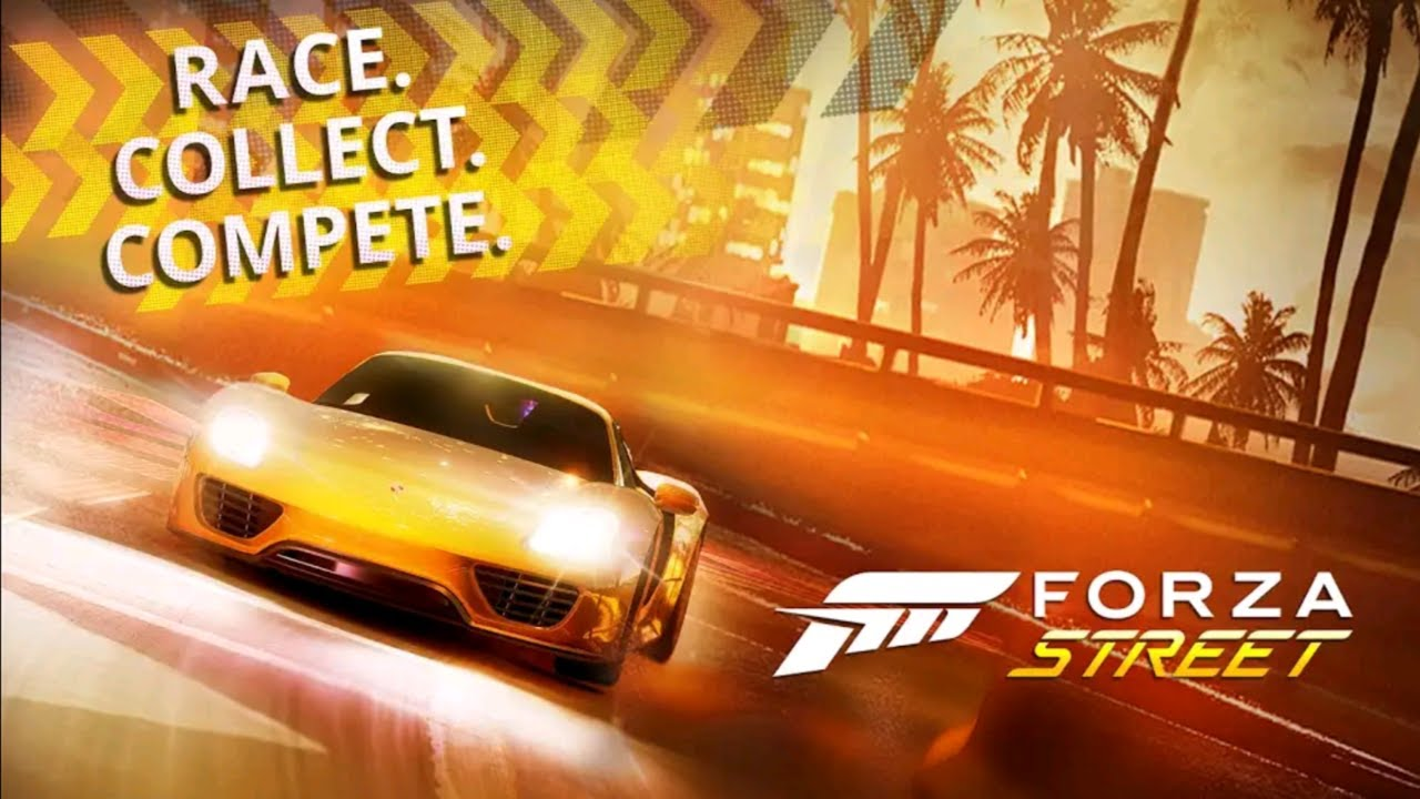 Forza Street Games to play, Starting Line, Part 2