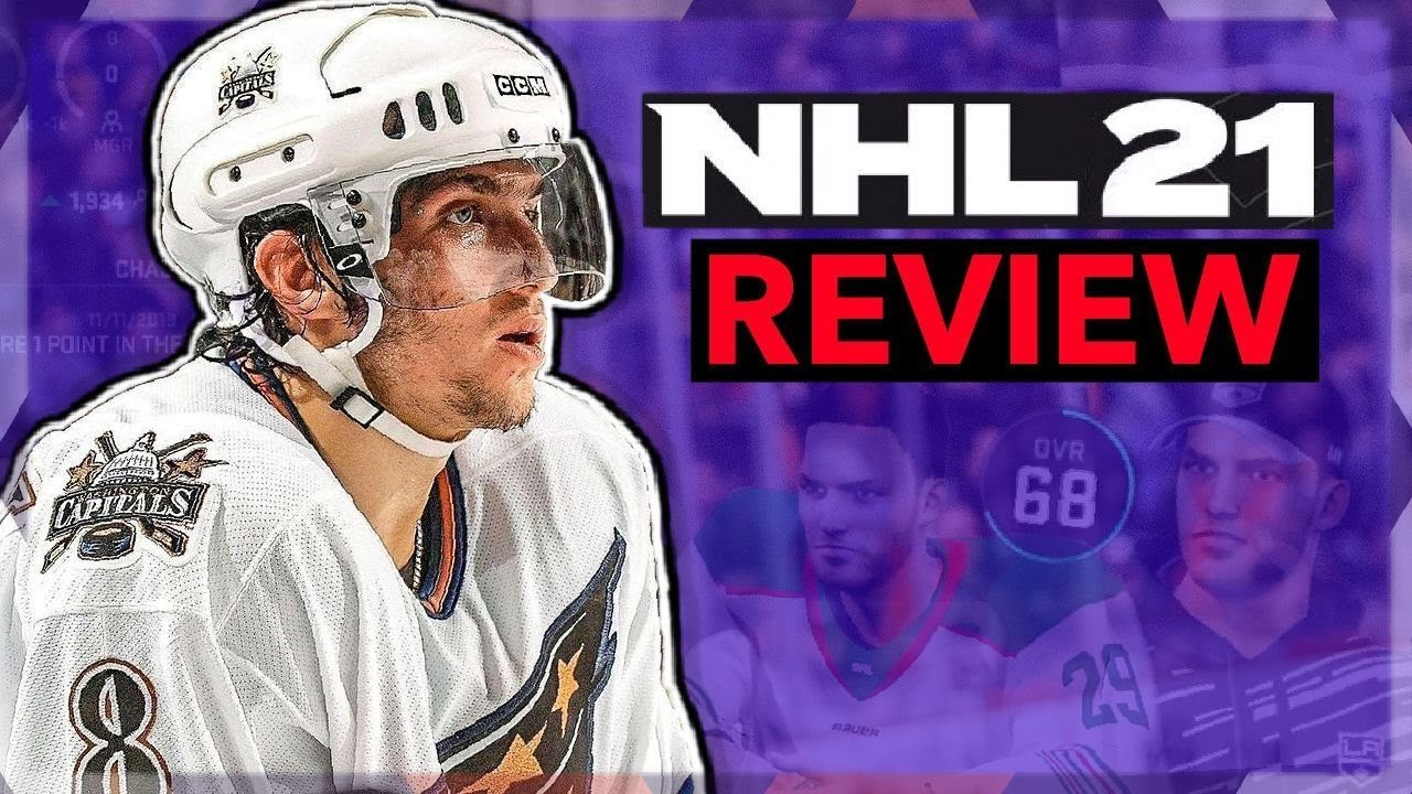 NHL 21 HONEST REVIEW: IS IT WORTH YOUR BUY?!