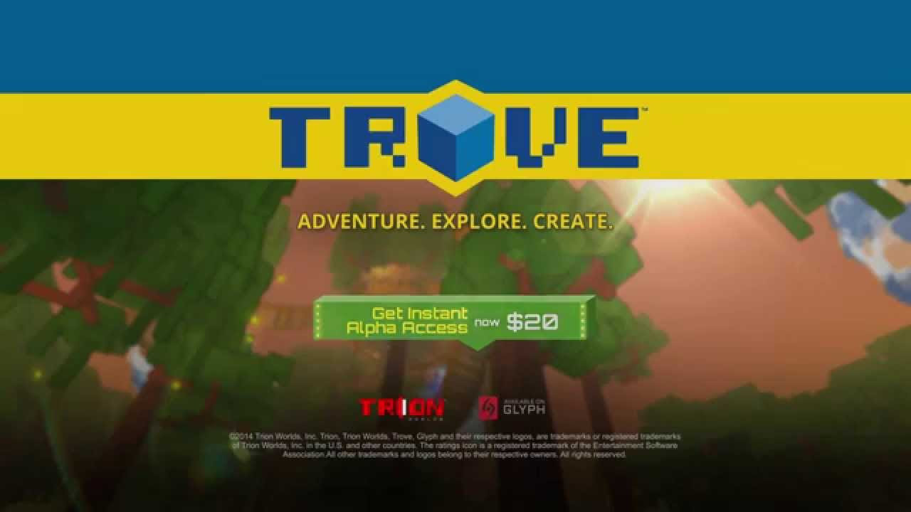 Welcome to Trove™