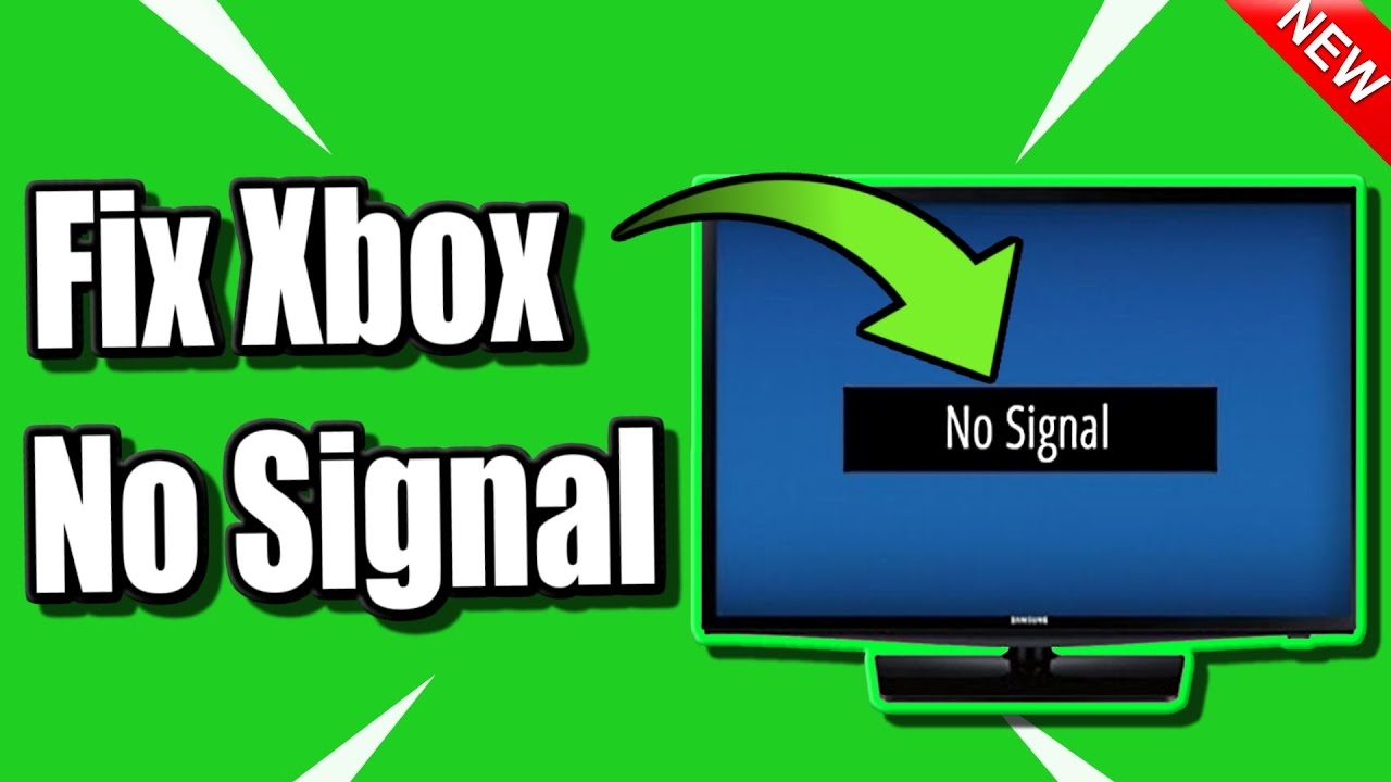 How to Fix Xbox One HDMI No Signal & Black Screen Reset (Best Method)