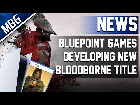 New Bloodborne Game Developed By Bluepoint Games? Sony Launches PS5 Game Trials, PS5 2022 Stock